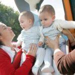 Francisca Molina salva a gemelos mediante operación en el utero