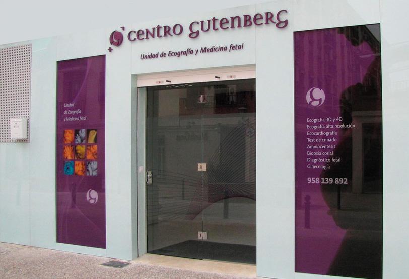 Francisca Molina en Centro Gutenberg